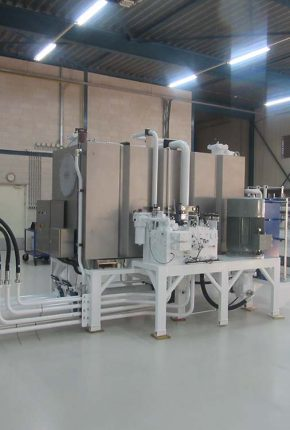 Diesel driven HPU for WID